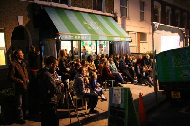 Free Film Festival Comes To London Fields