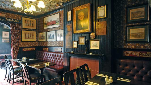 Are These London's Most Haunted Pubs?