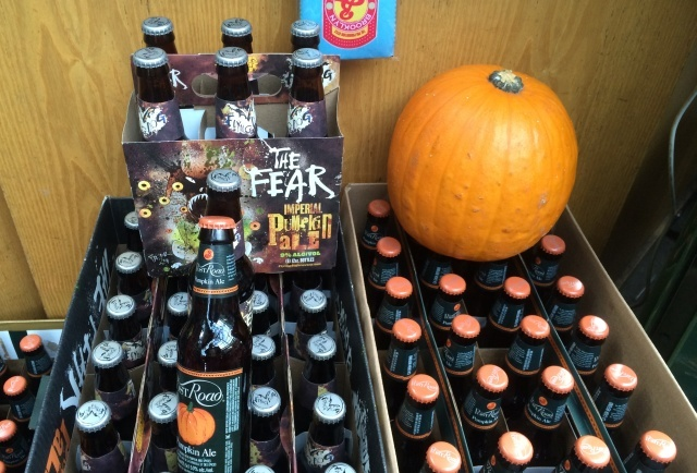 Where To Find Pumpkin Beer In London