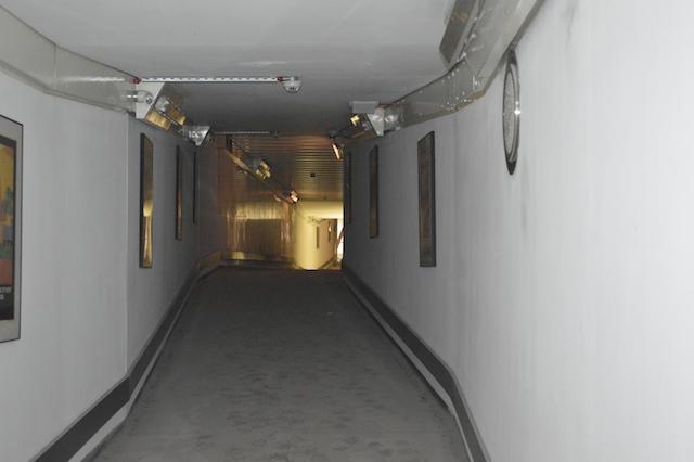 A Secret Tunnel Under Euston Road