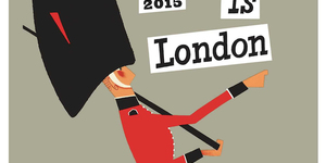 London Gift Guide: This Is London 2015 Calendar