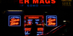 London Short Fiction: The Soho Nocturnes