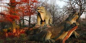 Friday Photos: Dinosaurs In London