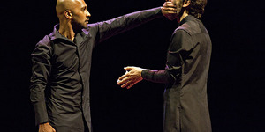 Fiery Footwork, Flashy Fingers: Akram Khan And Israel Galván
