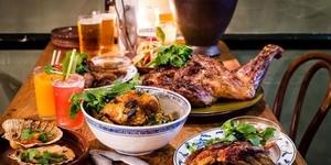 New Restaurant Review: Smoking Goat