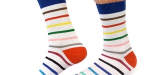 London Gift Guide: Socks The Colour Of The Tube