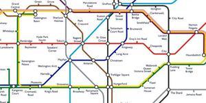 All 270 Tube Stations -- Renamed