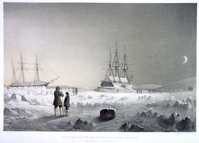 The British Library Searches For A Northwest Passage