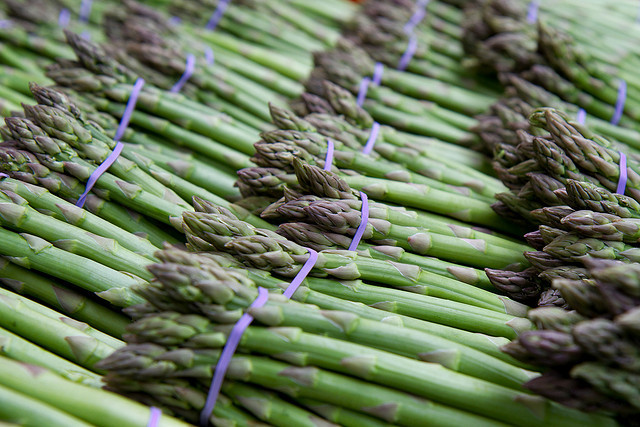 London Short Fiction: Asparagus And Syrian Gold
