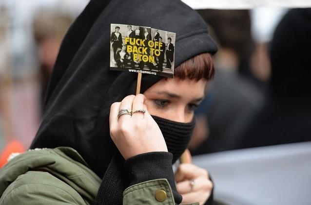 Free Education Demonstration Ends In Arrests