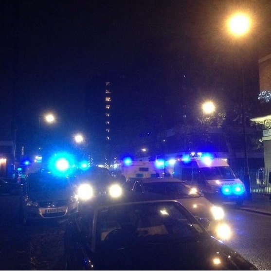 Suspected Gas Explosion At Hotel Injures 14