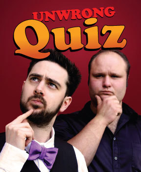 Try Your Luck At Our Unwrong Quiz