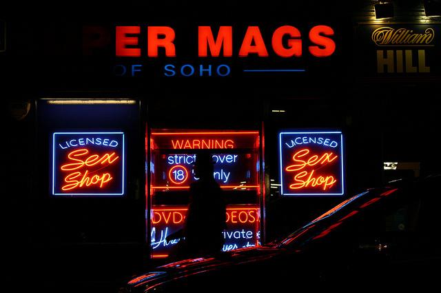 London Short Fiction: The Soho Nocturnes