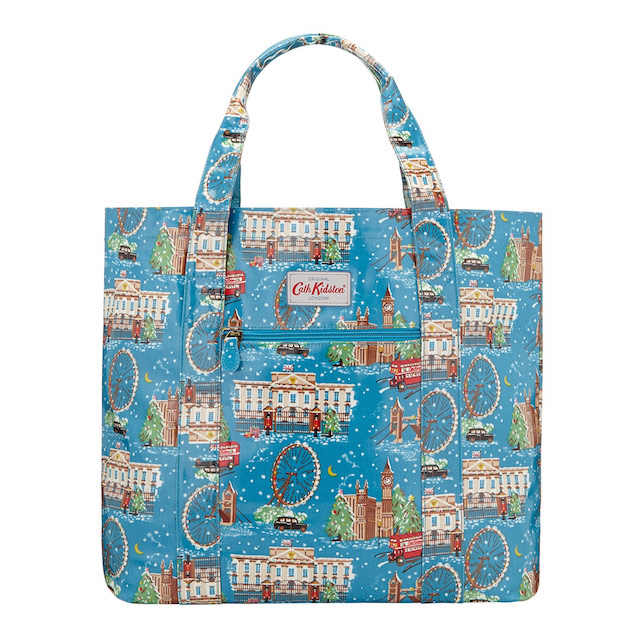 London Gift Guide Christmas Bag By Cath Kidston Londonist