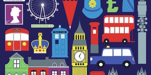 London Gift Guide: London IQ Trivia Game