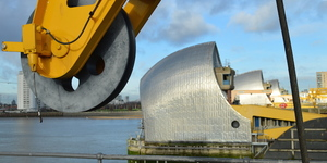 Secrets Of The Thames Barrier
