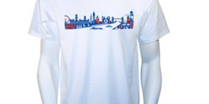 London Gift Guide: London Skyline T-Shirt