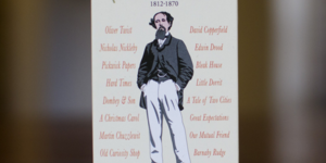 London Gift Guide: Charles Dickens Magnets