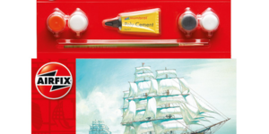 London Gift Guide: Cutty Sark Miniature Modelling Kit