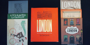 London Gift Guide: London Maps Box Set