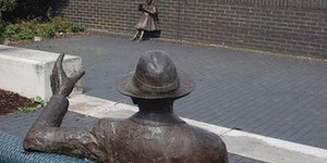 New Salter Statues Unveiled In Bermondsey