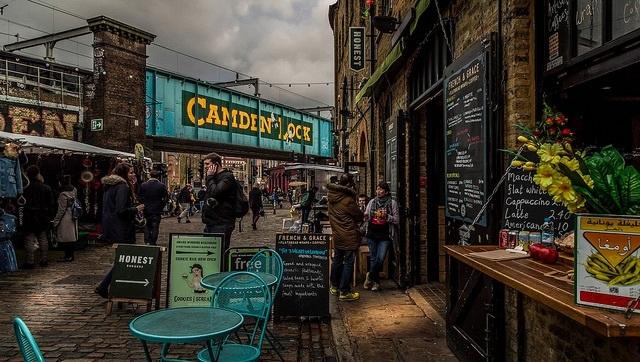 Camden Market To Float On Stock Exchange