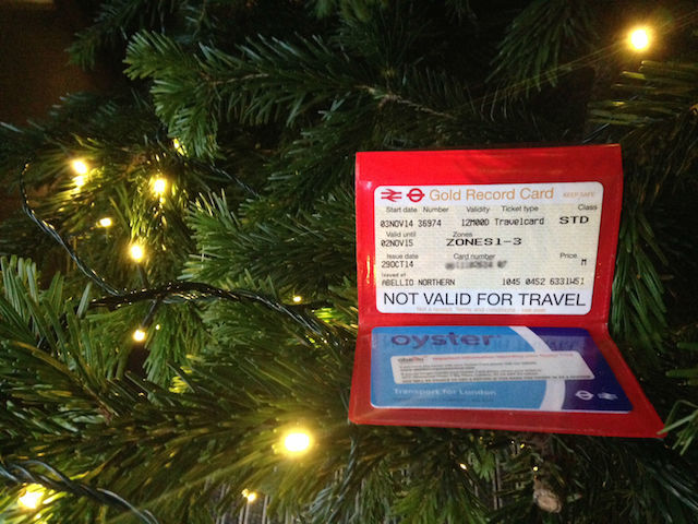 Get An Annual Travelcard: Pay 2014 Prices For Your 2015 Commute