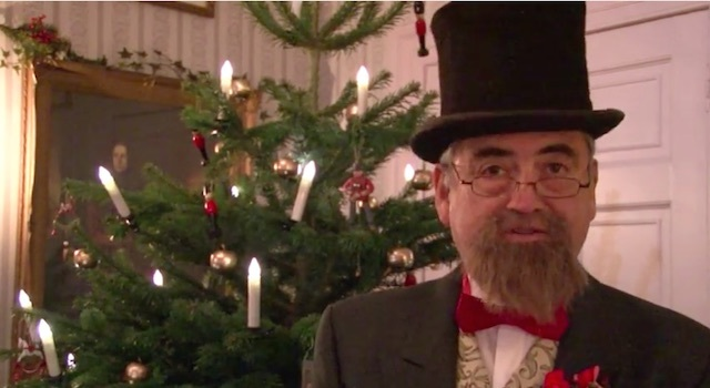 VIDEO: What Dickens Did For Christmas