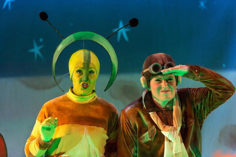Children's Opera Proves Seriously Entertaining