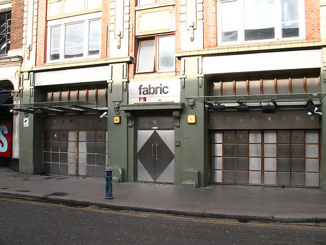 Fabric Saved — But Must Have Sniffer Dogs