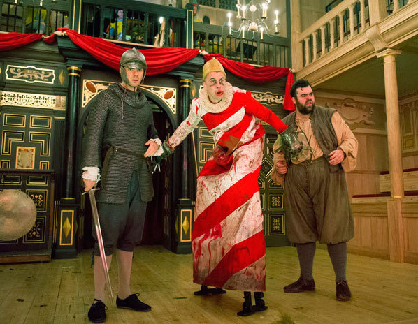 Rowdy Festive Comedy At The Knight Of The Burning Pestle