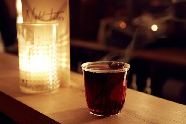 Where To Drink Hot And Mulled Cocktails This Winter