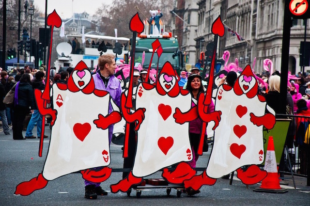 Get Ready Now For London's New Year's Day Parade
