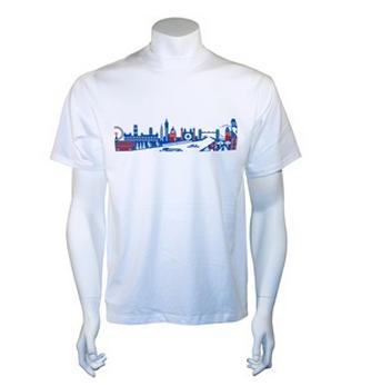 London Gift Guide: London Skyline T-Shirt