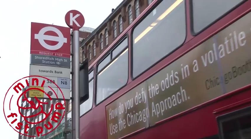 Video: Brighten Your Day With These Little London Victories