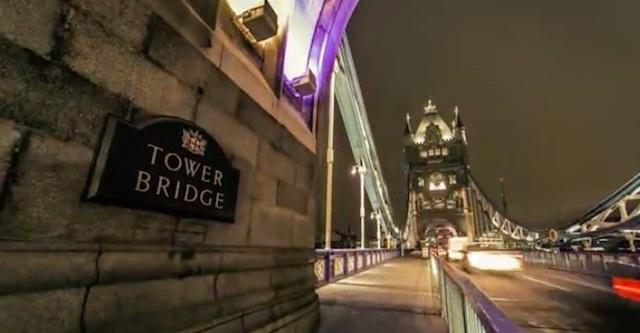 Video: Tower Bridge Time-lapse