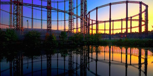 Friday Photos: Gasholders