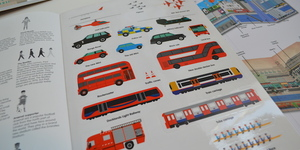 Stickyscapes: Hours Of Fun With London-Themed Stickers
