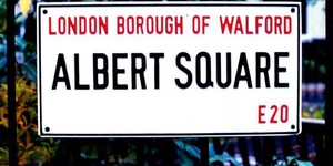 Exclusive: The Story Behind The Set Of EastEnders