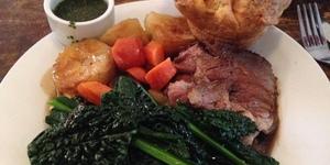 Sunday Roast Review: Jones & Sons, Dalston