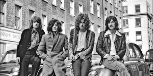 Led Zeppelin's London