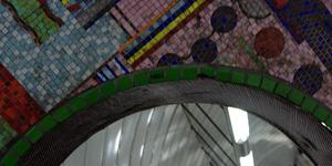 Why Isn't TfL Saving All Paolozzi's Mosaics At Tottenham Court Road?