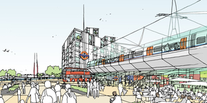London Overground Will 'Unlock Potential' Of Barking Riverside