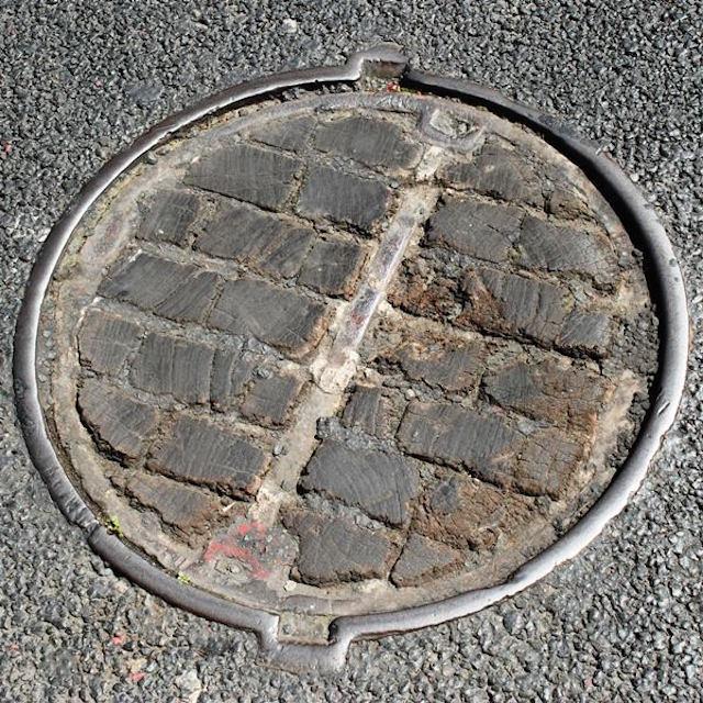 London's History In Manholes