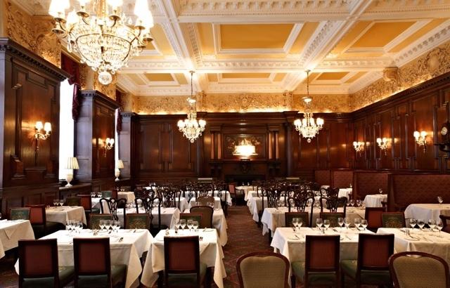 Top Restaurants Close To Trafalgar Square
