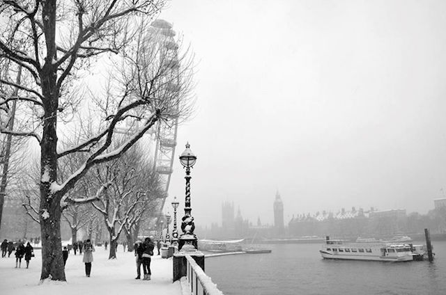 Blow Away The Winter Cobwebs On South Bank