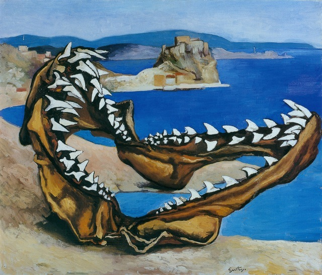 The Versatile Paintings Of Renato Guttuso
