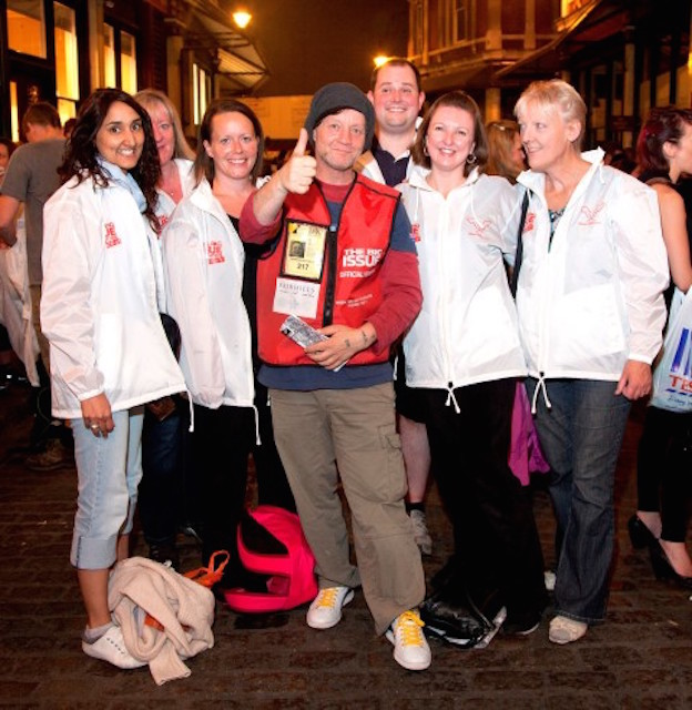 Register Now For The Big London Night Walk