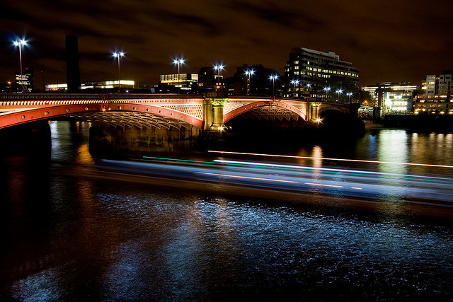 Video: An Animated Timeline Of London's Bridges