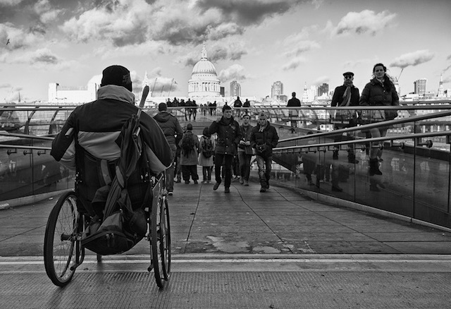 Disabled Access Day Encourages People To Visit Somewhere New